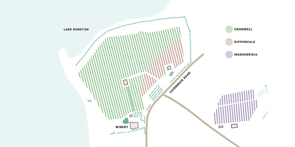 Carrick soil map