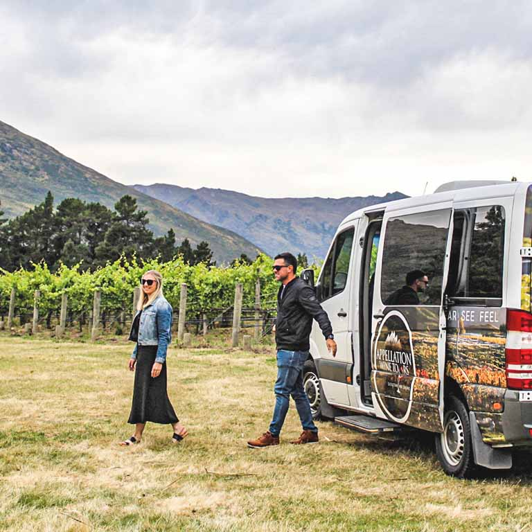 carrick appellation wine tours