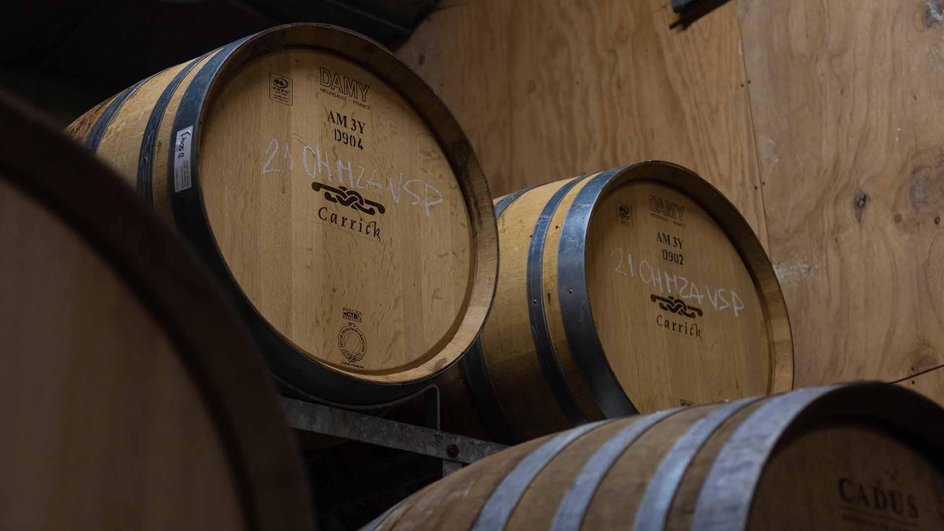 carrick barrels