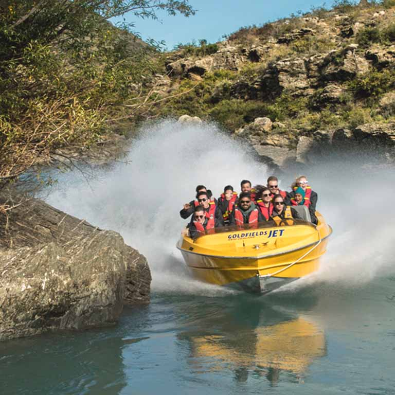 carrick goldfields jet boats